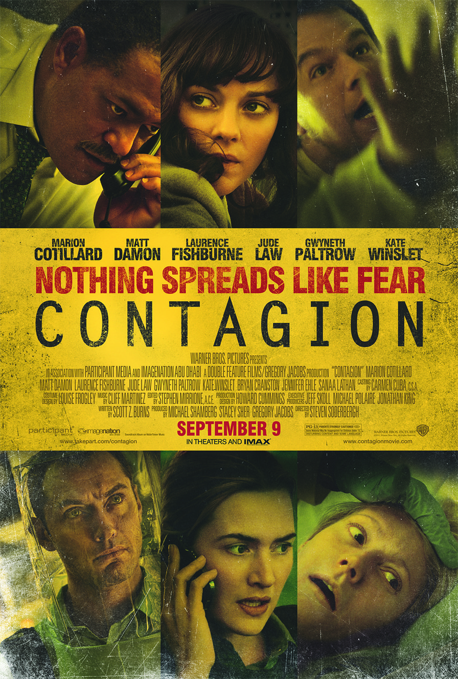 Infectious Disease Outbreaks, Pandemics, and Hollywood—Hope and Fear Across a Century of Cinema