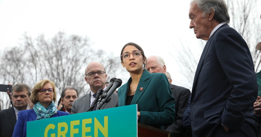 Selling the Green New Deal With Positivity