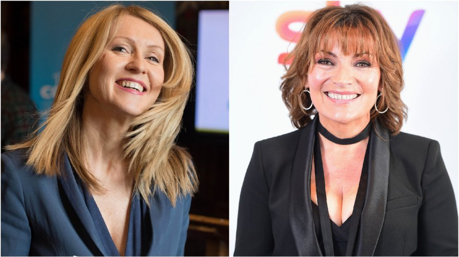 "Lorraine Kelly says she's ""baffled"" by Tatton MP Esther McVey's GMTV claims"