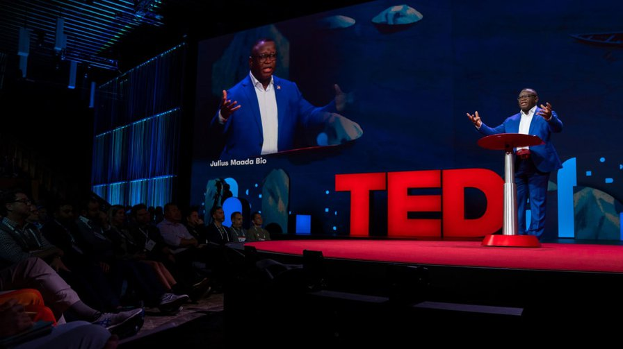 TED curators share tips about snagging a top speaking gig