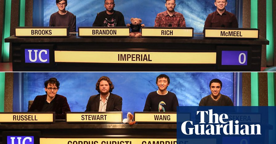 No conferring! Take our devilishly hard University Challenge quiz