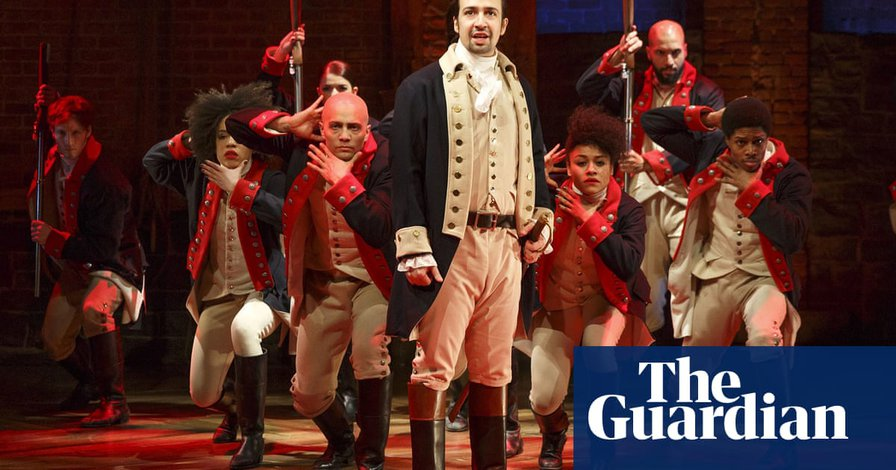 The living room where it happens: Hamilton film to premiere on Disney+