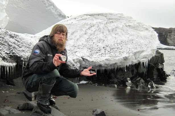 Antarctic scientist 'stabs colleague who kept telling him endings of books he was reading'