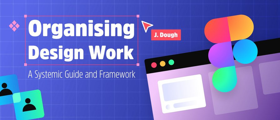 Organising Design Work in Figma — A Systemic Guide and Framework