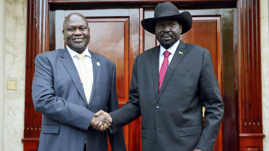 South Sudan: What's delaying the unity government?
