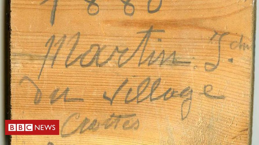 The secrets of a diary written on castle floorboards