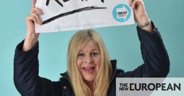 Brexit Party general election candidate dropped after claiming she's from a distant star