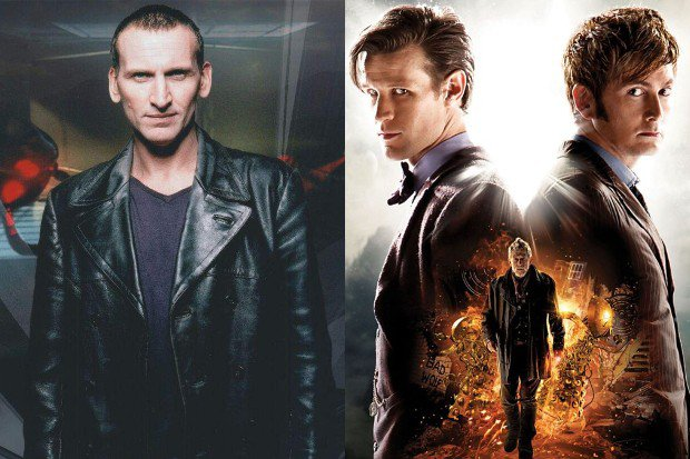 Doctor Who: Why Christopher Eccleston turned down Day of the Doctor