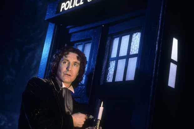 Paul McGann Doctor Who series would have brought back old Doctors
