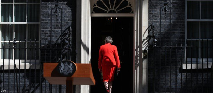 May ends her premiership as she started it: With the greatest lie of all