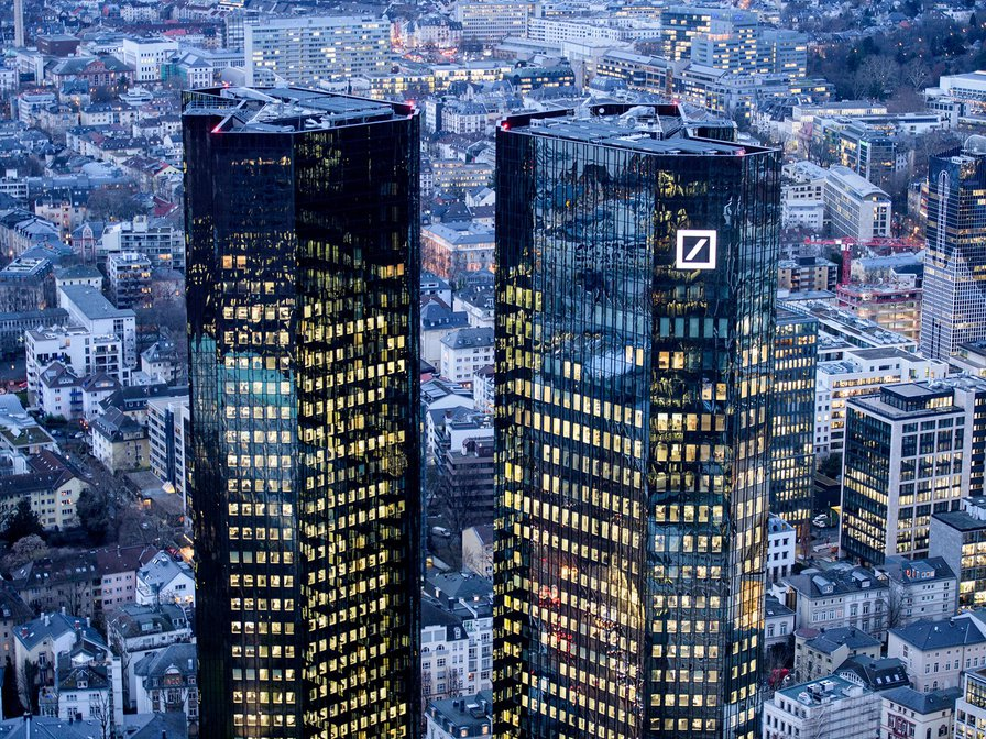 Brexit: Deutsche Bank moves half of euro clearing business from London to Frankfurt