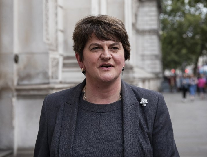 Is anyone actually listening to the DUP?