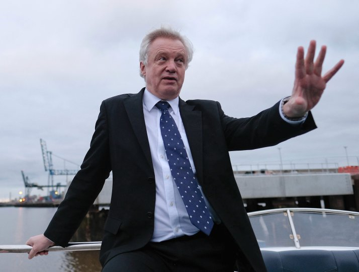 All the times David Davis said that Brexit was simple