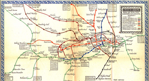 The long and confusing history that explains why Charing Cross and Embankment are so weird