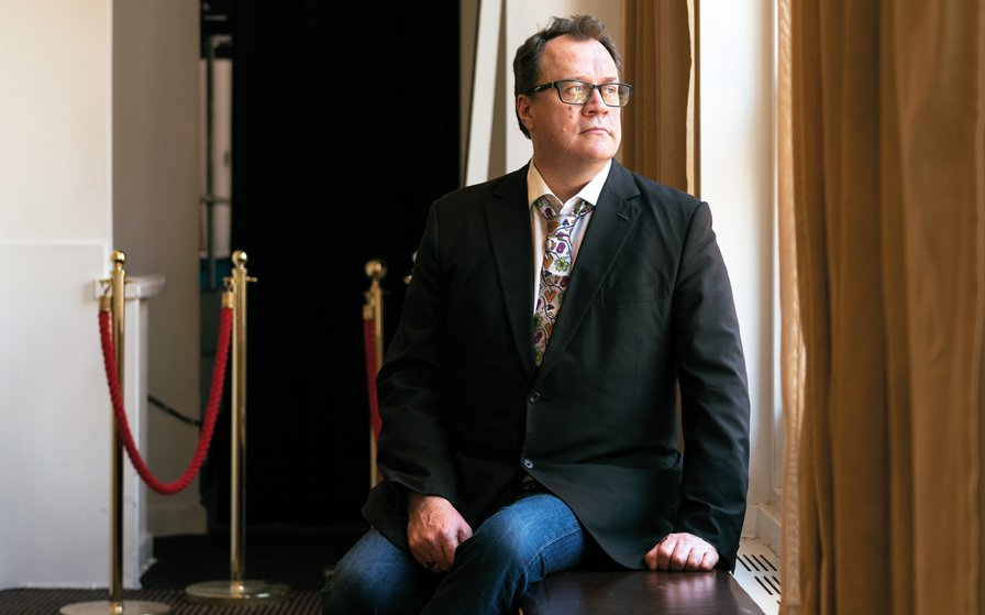 "Russell T Davies: ""Living as a gay man is a political act"""