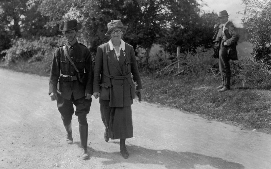 The forgotten history of Constance Markievicz, the first female MP