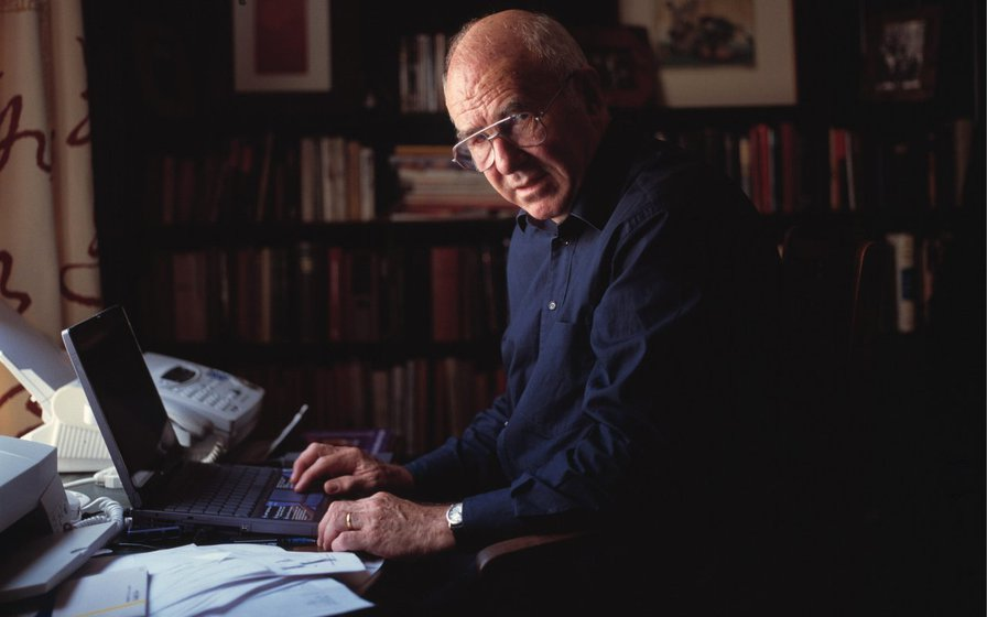 Friends reunited: Clive James and the New Statesman