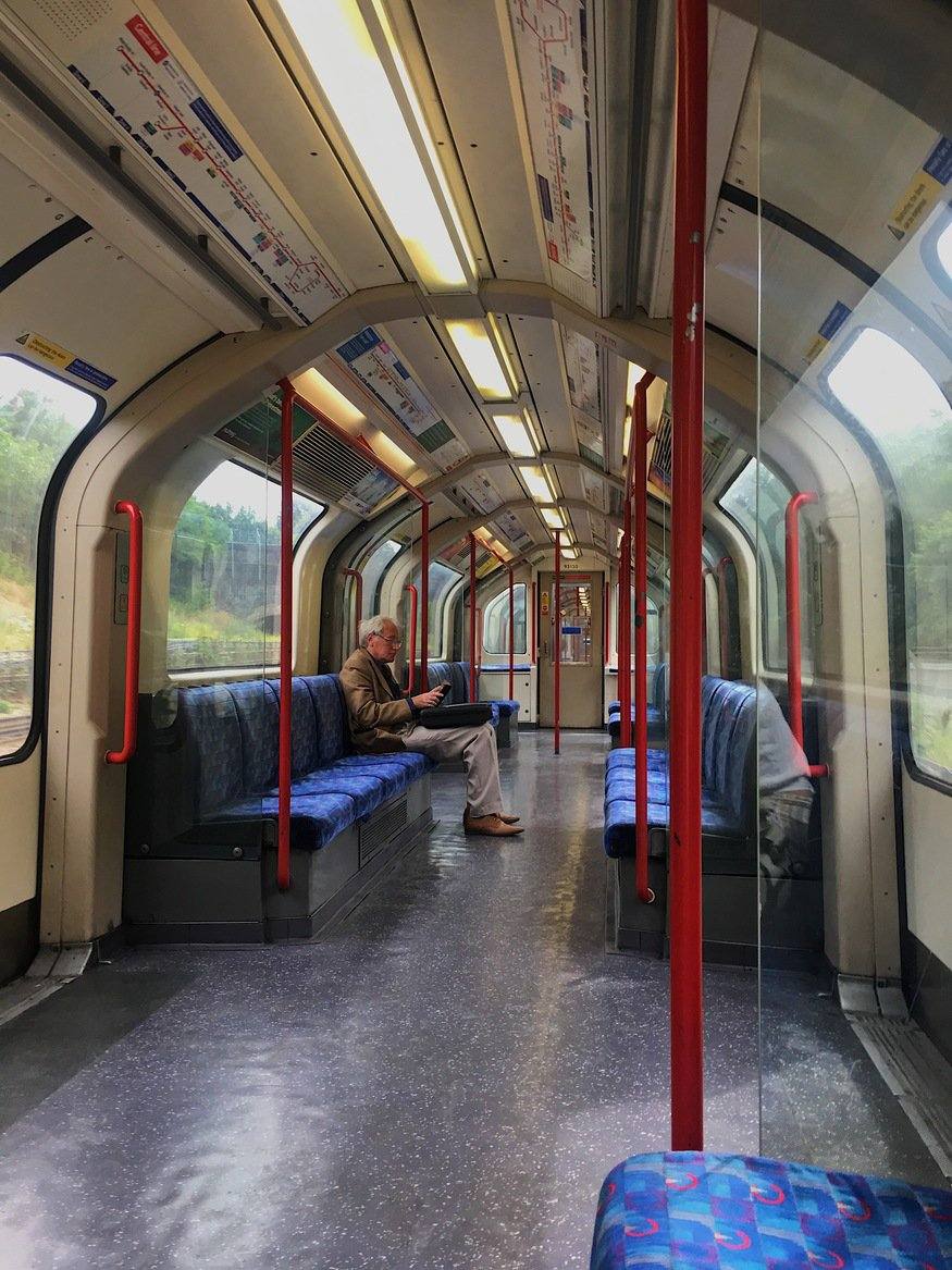 Who Actually Uses London's Least-Used Underground Station?