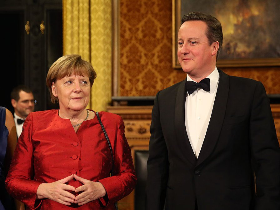 How Cameron's misreading of Merkel led to Brexit