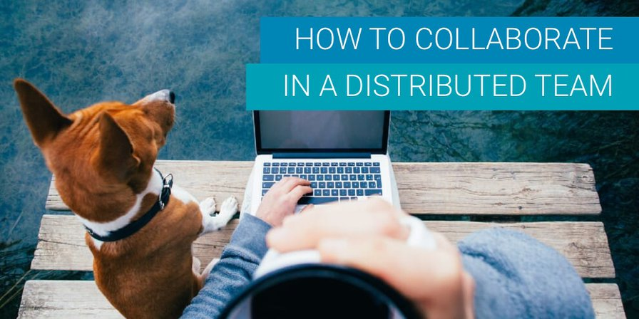 How to Collaborate in a Distributed Team