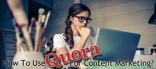 A Simple Guide to Using Quora for Content Marketing | Social Media Revolver