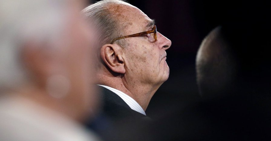 Jacques Chirac, France's lovable failure