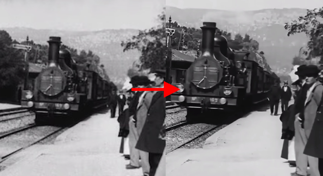 Someone Used Neural Networks To Upscale An 1895 Film To 4K 60 FPS, And The Result Is Really Quite Astounding