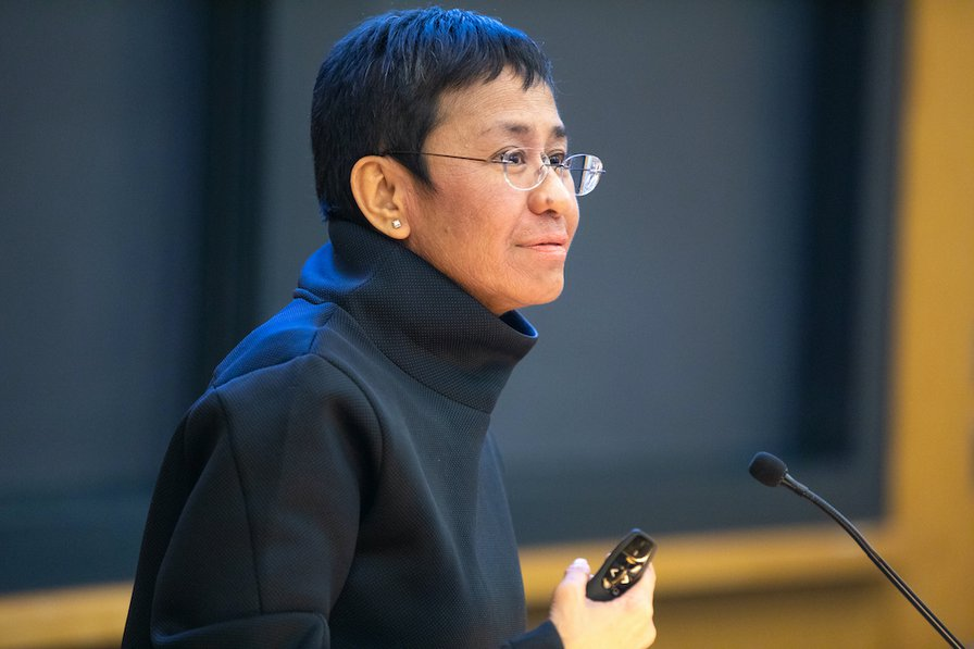 Rappler's Maria Ressa Recommends How to Tame the Corrosive Effects of Social Media - Nieman Reports