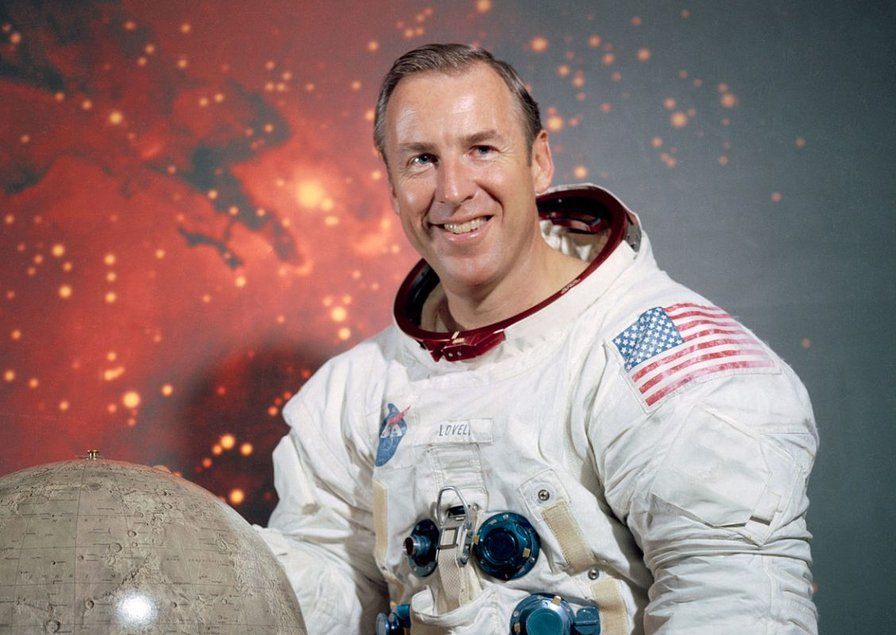 A Successful Failure: 50 Years Later, Former Astronaut Jim Lovell Reflects On Apollo 13