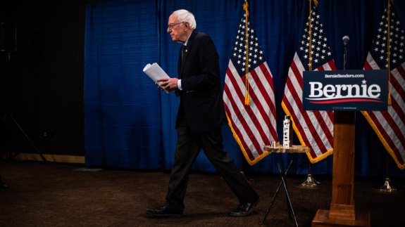Did Sanders Blow It For The Democratic Left? Or Was The Nomination Always Out Of Reach?