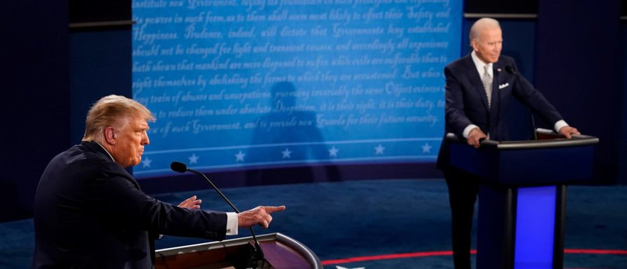 FACT CHECK: 6 Claims From The 1st Presidential Debate | Check Your Fact