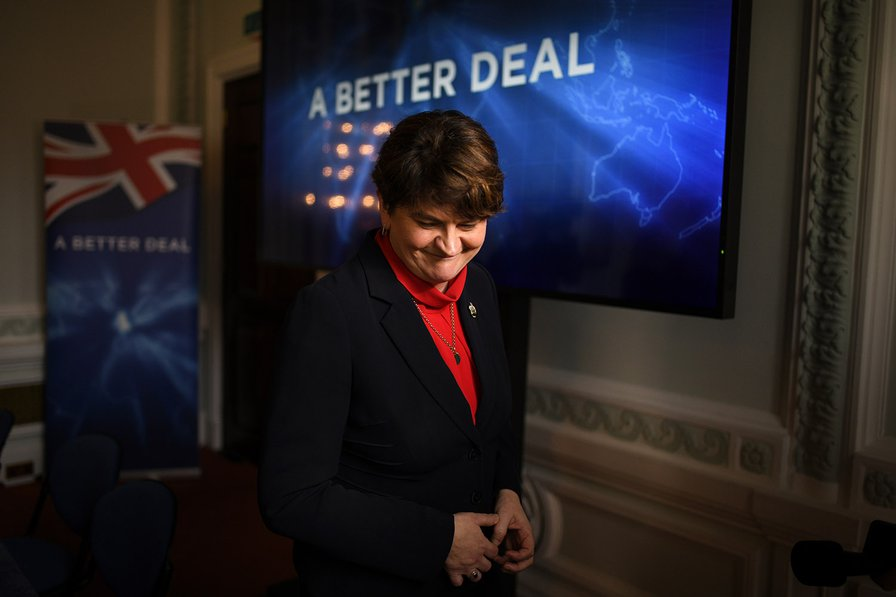 Betrayed: The DUP's politics over Brexit have undermined what it holds most dear – the Union